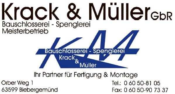 Bauschlosserei Krack & Müller